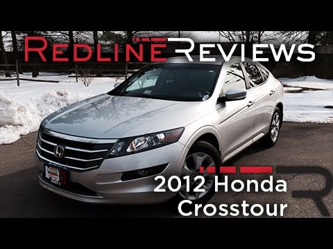 Honda Crosstour Review & Test Drive