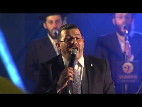 אבי בן ישראל שר ומכריז יחי אדוננו