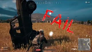 PLAYERUNKNOW'S BATTLEGROUNDS FAIL!