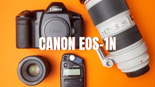 Canon EOS-1N Review and Field Test - The Perfect Film Camera for Canon Shooters