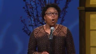 Poetry Out Loud: The Virginia Finals 2016 Competition