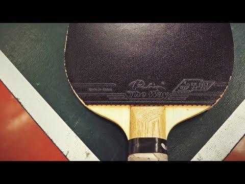 [TT] Palio The Way - China-Belag mit Metallic-Effekt