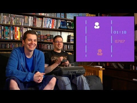 Odyssey II Video Game Console - James & Mike
