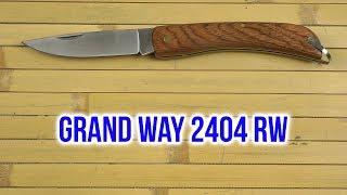 Grand Way 2404 RW - відео 1