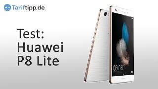 Huawei P8 Lite   Test deutsch