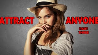 HOW TO ATTRACT ANYONE | THE BAD BOY EFFECT