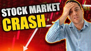 Stock Market Crash!? Nasdaq, Dow Jones and S&P 500 Down. What To Do?