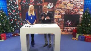 newgen medicals Premium Hörsystem für TV und Musik mit Funk-Kopfhörer