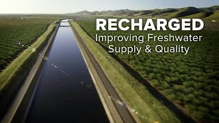 Recharged: Improving Freshwater Supply and Quality