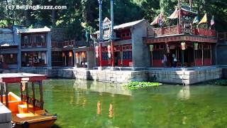 Video : China : The Summer Palace in BeiJing 北京 (3/3)