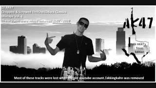 12 Bun B ft. Mistah FAB, Chamillionaire, and Paul Wall - 2 Miles An Hour C&S by DJ AK47