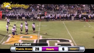Prairie Grove (41) vs Ozark (6) 2013