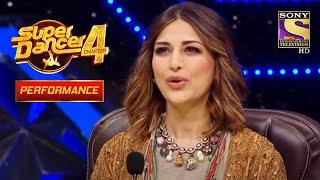 Sonali Bendre स्पेशल | Super Dancer 4 | सुपर डांसर 4