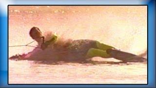 Slalom Water Skiing Tricks, Hot Dog with Pro Tony Klarich. Opening Montage