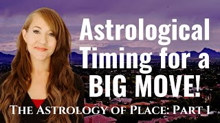 RELOCATION ASTROLOGY   Astrocartography   Jupiter In