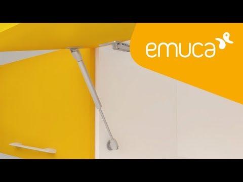 Cómo instalar y escoger un pistón elevable – Emuca