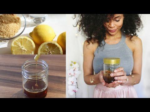 DIY Sugaring • Natürliche Haarentfernung