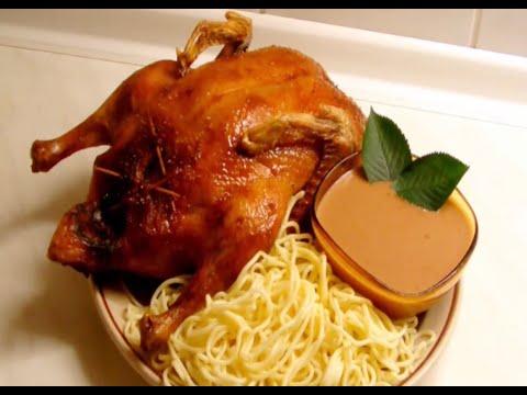 Ente zubereiten Rezept für einen Festtagsbraten