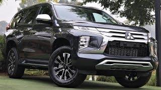 2020 Mitsubishi Pajero Sport Exceed MY20 Walkaround Video (January, 2020)