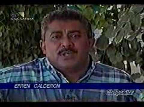 Efrén Calderón - Historia Musical (Parte 2)