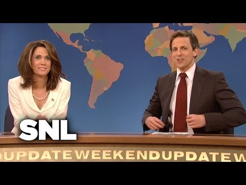Weekend Update: Michele Bachmann on Her Campaign Ending - SNL