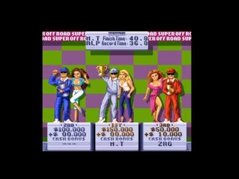 Fav # 33: SNES Super Off-Road