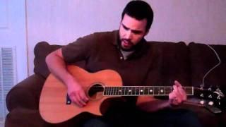 Heartbreak Town (Darrell Scott / Dixie Chicks Cover) - Mark Bunn