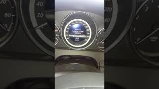 Geheimmenü Mercedes W204 W221 W216