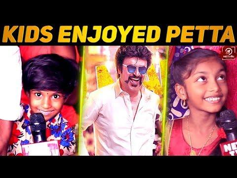 Kids Special Petta POV I Rajini | K..
