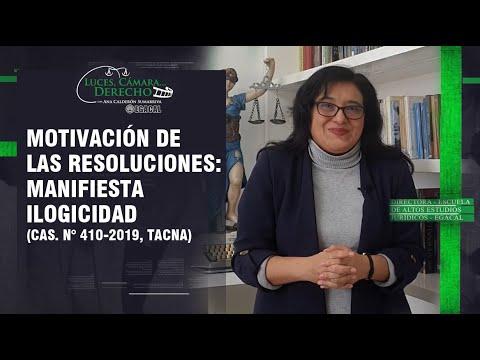 MOTIVACIÓN DE LAS RESOLUCIONES: MANIFIESTA ILOGICIDAD - LCD 194