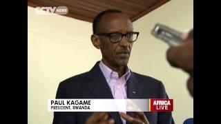 U.N Secretary General Joins Rwanda Genocide Commemoration