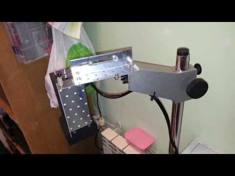 Предварительная сборка ИК паяльной станции - 8