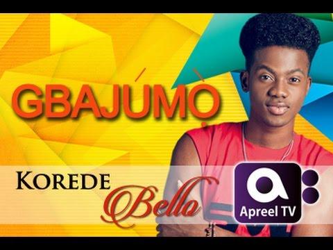 Korede Bello's Interview on GbajumoTv