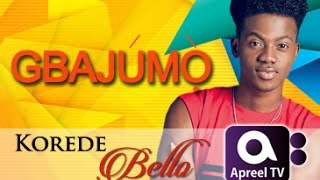 Korede Bello's Interview on GbajumoTv