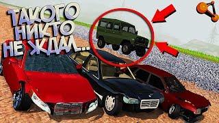 Чья ПОДВЕСКА крепче? ЯПОНЕЦ VS НЕМЕЦ VS РУССКИЙ! BeamNG Drive