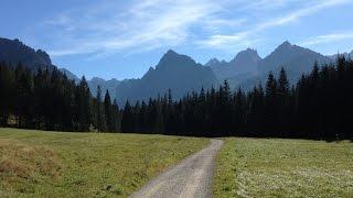 Dolina Białej Wody/Bielovodská dolina