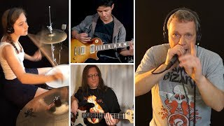 Whole Lotta Rosie (AC/DC Cover); International Collaboration