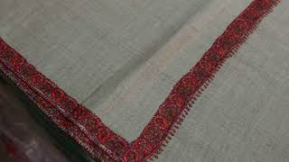 Shahtoosh Shawls from Kashmir - Shah Toosh Pure Pashmina