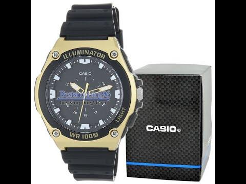 Видео обзор наручных часов CASIO MWC-100H-9A