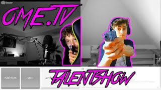 Omegle ist TALENTFREI   Ome.TV Talentshow #1