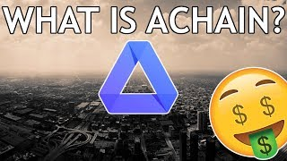 AChain - An Opportunity To Buy Before Everyone Else