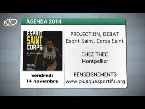 Agenda du 7 novembre 2014