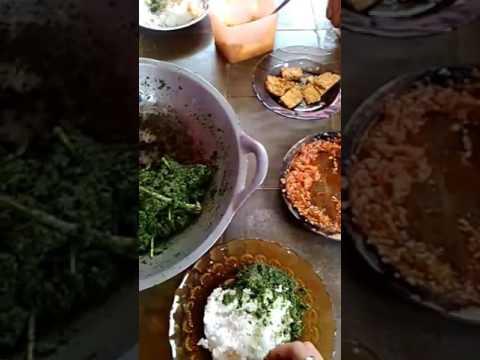 Video Makanan khas Kalimantan sedap