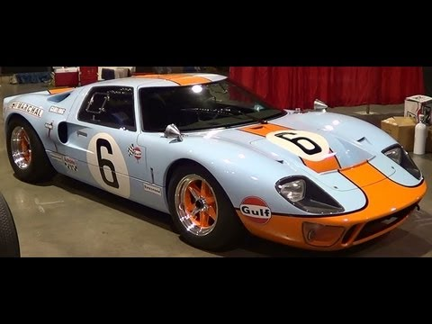 1966 Ford GT 40 Superformance