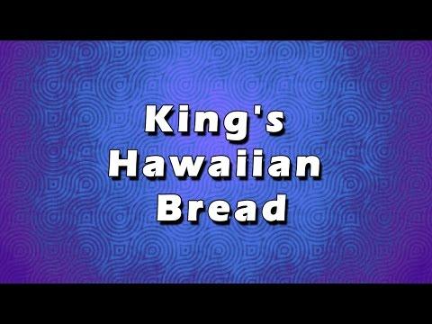 King's Hawaiian Bread | EASY RECIPES | EASY TO LEARN