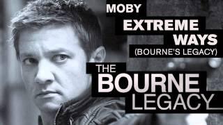 Bourne Legacy theme music: Extreme Ways (Bourne's Legacy