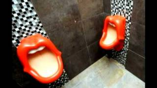Mouth Shaped Urinals - Offensive? thumbnail