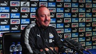 Rafa Benitez's pre-match press conference | vs Stoke