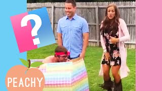 Baby Gender Reveal Reactions Thatll Make You WHEEZE 🤣