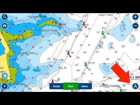 Navionics Navigation Introduction and Tutorial